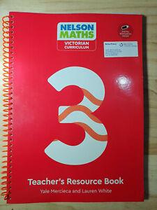 NEW-Nelson-Maths-Victorian-Curriculum-Teacher-Resource-Book-3-USB-By-Yale