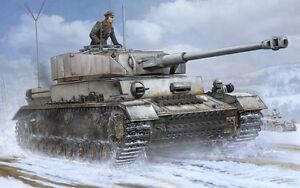 TRUMPETER-1-16-00922-Aleman-Panzerbeobachtungswagen-IV-PzKpfw-ausf-J