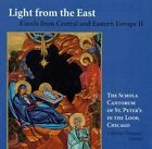 Light from the East by J.Michael Thompson, Schola Cantorum (CD-Audio, 1999)