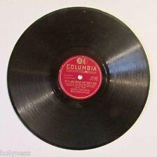 XAVIER CUGAT / YO TE AMO MUCHO AND THAT'S THAT / LA OLA MARINA / 78 RPM RECORD