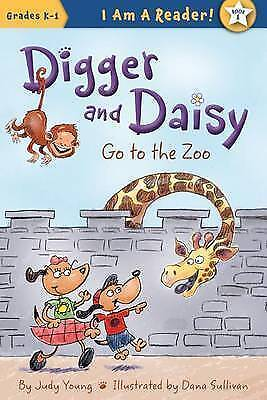 Digger and Daisy Go to the Zoo by Judy Young (Hardback, 2013)