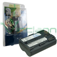 Batteria alta qualità videocamera BP511 sostitutiva CANON BP-508 BP-511 BP-511A