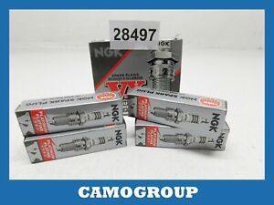 4 Pieces Spark Plug NGK FORD Scorpio MK2 BKR7EVX-11