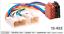 Passend-fuer-TOYOTA-Avensis-Starlet-Supra-Yaris-ISO-DIN-Radioadapter-Kabelbaum Indexbild 1