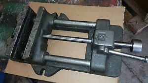 Image Is Loading 8 034 Quick Cam Action Drill Press Vise