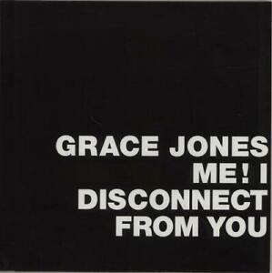 Grace Jones - Me! I Disconnect From You - Vinyl Record 12 - 7900