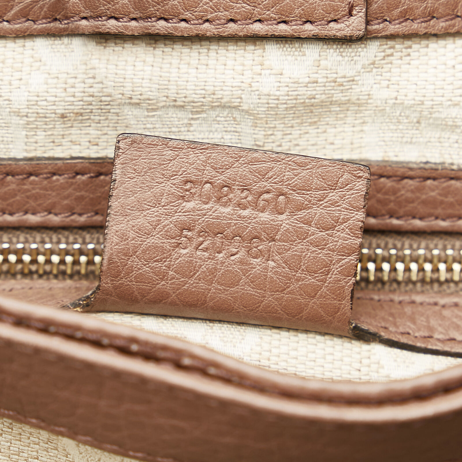 Pre-Loved Gucci Brown Calf Leather Bamboo Diana H… - image 8