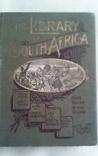 THE LIBRARY OF SOUTH AFRICA by W. Douglas Mackenzie Four Books in One Volume