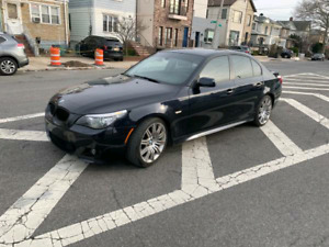 2009 BMW 550I M-Package