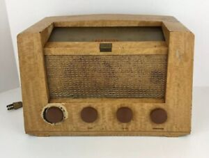 Vintage 1949 Rca Victor Amfm Radio