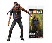 8 Smoker Figure Left 4 Dead Valve Infected With Tongues Zombie Neca Series 1