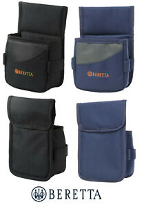 Beretta-Uniform-Pro-Belt-Pouch-1-Box-25-Cartridges-Holder-Shotgun-Blue-or-Black