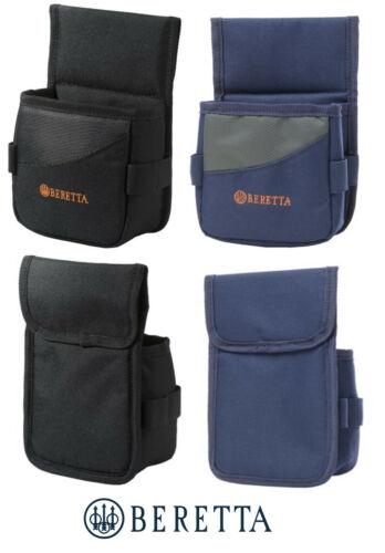 Beretta Uniform Pro Étui de ceinture 1 Boîte de 25 Cartouches De Fusil Bleu ou Noir