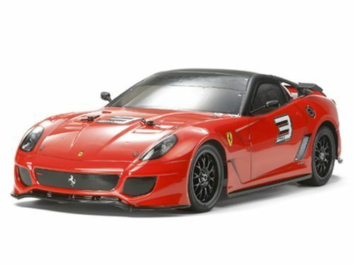 stile classico Tamiya 58510 1 10 RC Ferrari 599XX 599XX 599XX (TT-01E) w ESC  basso prezzo del 40%