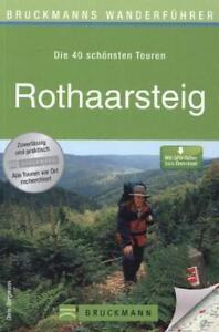 Bruckmanns-Wanderfuehrer-Rothaarsteig-Die-40-schoensten-Touren