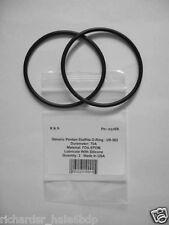 2 Pentair U9-362, Dyna-Glass Pump Union & 3 DE Filter O-Ring /R&S 231SR/EPDM Mat