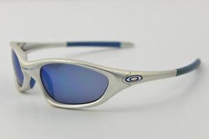 cb9c20c12c Oakley XX TWENTY FMJ 5.56 Silver Ice Iridium Sunglasses