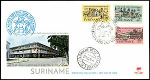 Suriname-1968-Evangelist-Brothers-Missionary-Store-FDC-First-Day-Cover-C35519