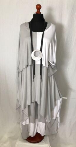 Imitation Robe avec longue empi Myo Lagenlook tunique Patron De gnfvaPvq