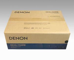 DENON-DCD-755RE-CD-Player-192kHz-32bit-DAC-Black-2Hz-20kHz-from-JPN-DHL-Fast