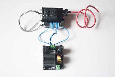 ZVS Tesla coil flyback driver/SGTC/Marx generator/Jacob's ladder ignition coil K