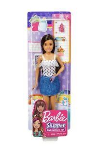 Barbie-Skipper-Babysitter-Inc-Doll-Polka-Dot-Shirt-FXG92