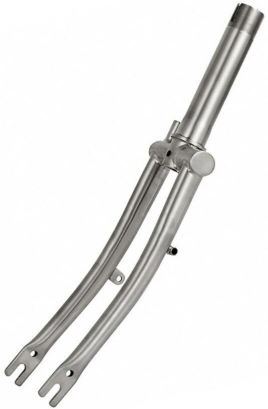 J&L Titanium Ti Fork-fit Brompton-1&1 8 -Threaded-Super light-260g