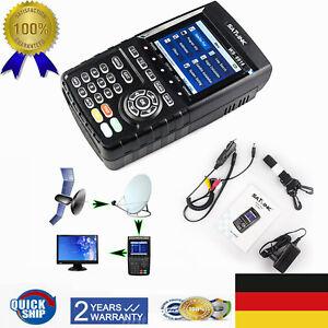 Digital-DVB-TV-Satfinder-Satlink-WS-6916-DVB-S-S2-HD-Sat-Messgeraet-MPEG4-MPEG-2