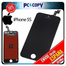 Pantalla LCD RETINA + Tactil completa para iPhone 5S NEGRO SCREEN ORIGINAL A+