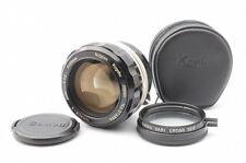 Excellent+++ Nikon NIKKOR S Auto 55mm f/1.2 non Ai Manual Focus Lens japan #235