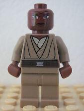 LEGO Star Wars @@ Minifig @@ sw220 @@ Mace Windu - Clone Wars - 7868 8019