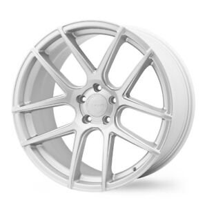 Details About 20 Velgen Vmb5 Silver Concave Wheels Rims Fits Ford Mustang Gt Gt500