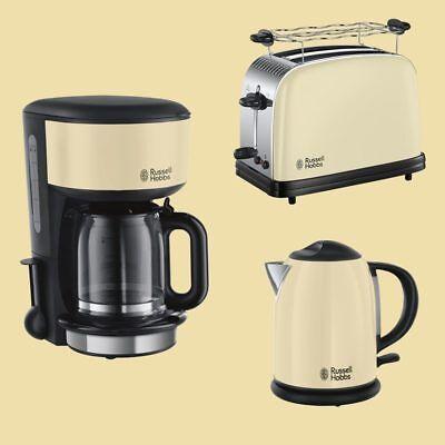 Classic Cream Wasserkocher 1,0 L Toaster Russell Hobbs Set Colours Plus