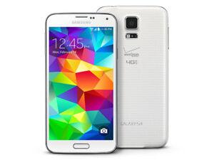 SAMSUNG-GALAXY-S5-SM-G900F-16GB-WEISS-WEIss-SHIMMERY-WHITE-mit-Garantie