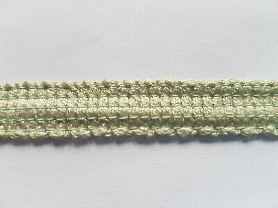 12m wide sold by the mtr Peach//Pink Upholstery Braid