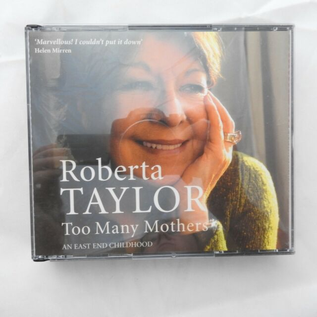 Roberta Taylor - Too Many Mothers: East End Childhood  audio book on 4 CDs