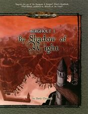 D20 Module 5-7 level BERGHOLT D&D RPG TLG1204