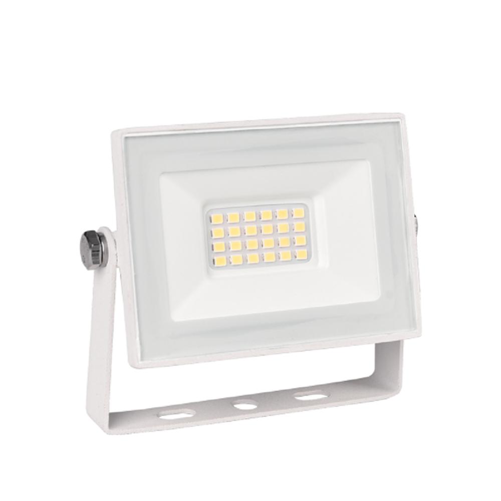 10St LED IP65 20W Fluter Strahler Flutlicht Außen Scheinwerfer  Weiß Straler
