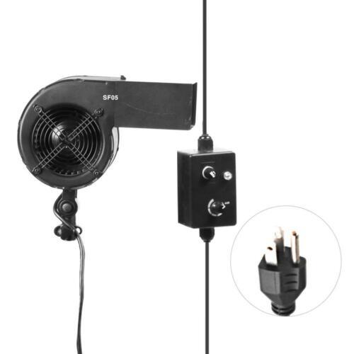 Soplador de ventilador de viento fotografía nicefoto SF-05 etapa efecto especial Maquina De Soplado