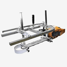 "2017 NEW Portable Chainsaw mill 36"" Inch Planking Milling Bar Size 14"" to 36"""