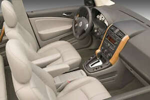 Image Is Loading Saturn Vue Genuine Leather Interior Kit Seat Covers