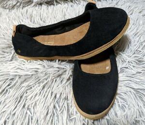 Women's Toms Black Shoes Size 6   eBay