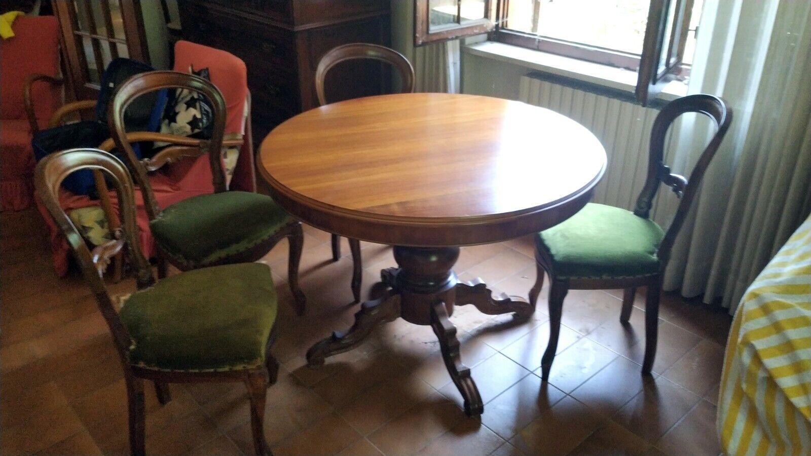 Tavolo Con Sedie Classico Soggiorno Mobili E Accessori Per La Casa Kijiji Annunci Di Ebay