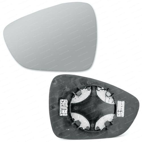 Linke Seite für Citroen C3 09-16 Beheiztes Flügeltür Spiegelglas