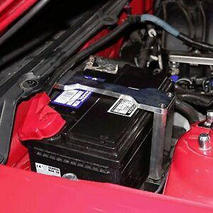 Image Is Loading 05 09 Ford Mustang Gt Brushed Billet Battery