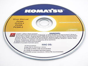 Komatsu-WA250-6-WA250PZ-6-Wheel-Loader-Shop-Service-Repair-Manual