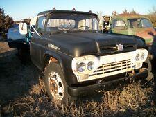1960 Ford f600  1 1/2 ton truck rat rod dual wheel