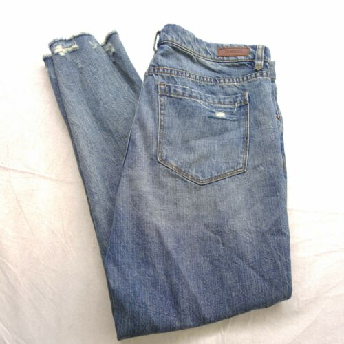 Court Nyc Blank 31 Genou Lavage Neuf M 28 Destroy Coupe X Distress Jeans Skinny 50UnPPdq