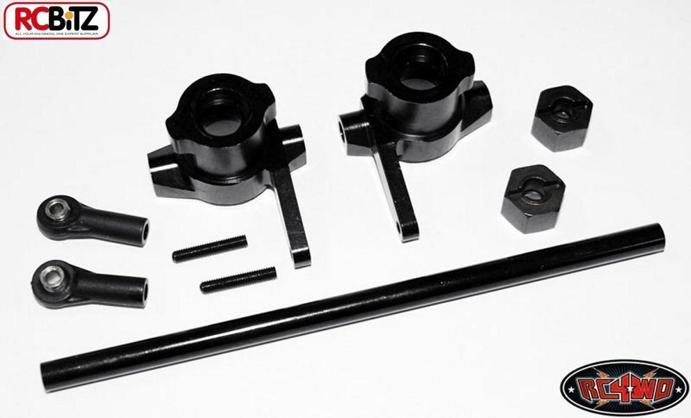 RC4WD Prossoator tracce Anteriore Kit Di Montaggio Per HPI Wheely King asse Z-S0408