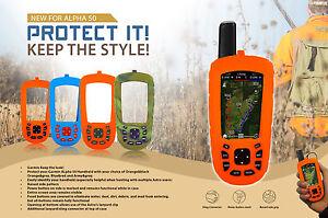 Garmin-gps-Astro-430-and-Alpha-50-Protective-Silicon-Cover-Heavy-Duty-Flexible